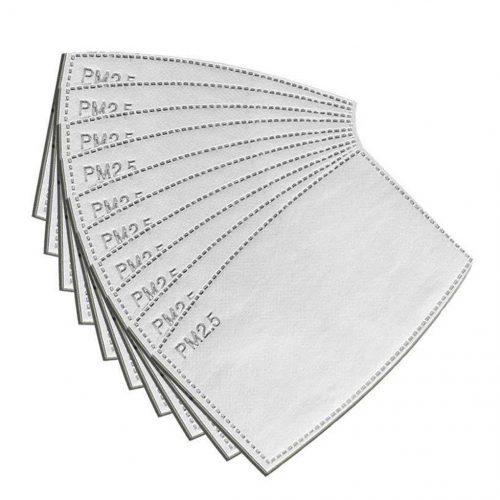 Pack de 10 filtros de carbón activado